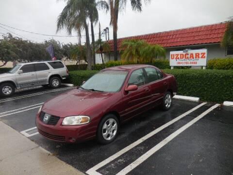 2006 Nissan Sentra 1.8 for sale at Uzdcarz Inc. in Pompano Beach FL
