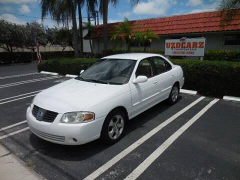 2005 Nissan Sentra for sale at Uzdcarz Inc. in Pompano Beach FL