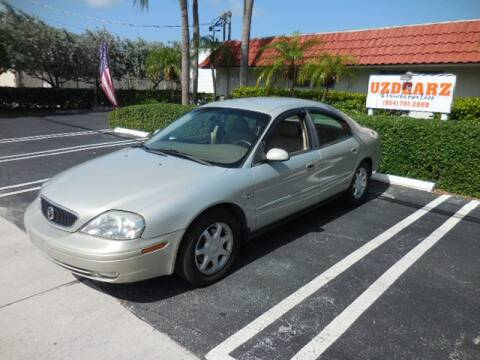 2003 Mercury Sable for sale at Uzdcarz Inc. in Pompano Beach FL