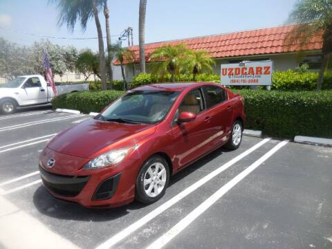 2010 Mazda MAZDA3 for sale at Uzdcarz Inc. in Pompano Beach FL
