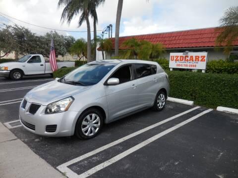 2009 Pontiac Vibe for sale at Uzdcarz Inc. in Pompano Beach FL