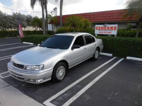 1997 Infiniti I30 for sale at Uzdcarz Inc. in Pompano Beach FL