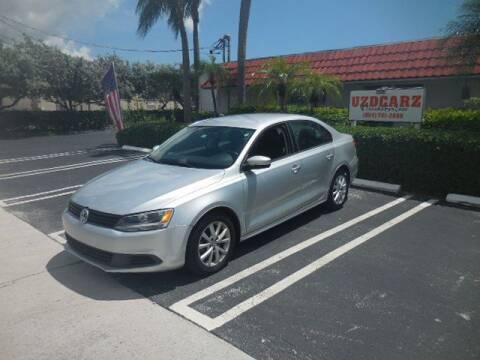 2012 Volkswagen Jetta for sale at Uzdcarz Inc. in Pompano Beach FL