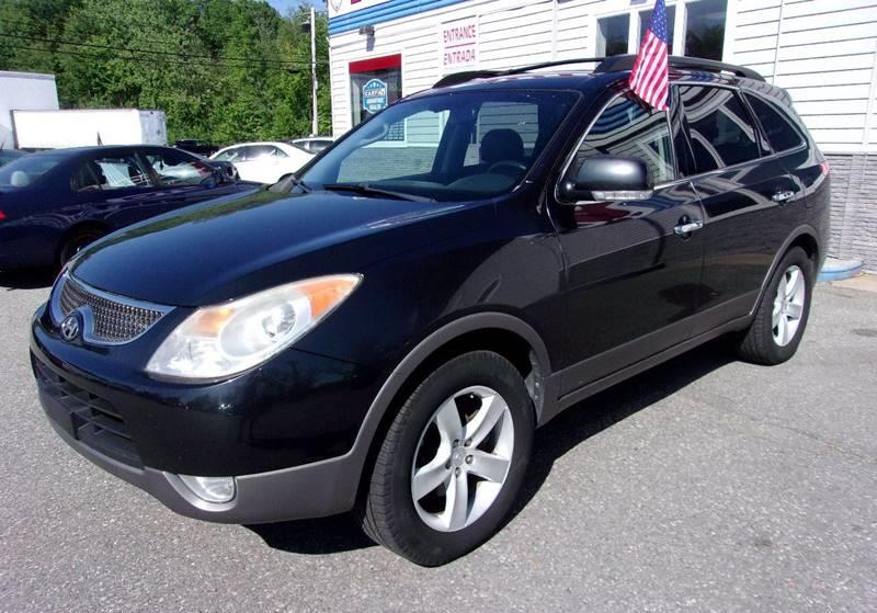 2007 hyundai veracruz limited crossover 4dr in haverhill. Black Bedroom Furniture Sets. Home Design Ideas