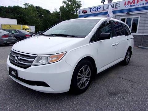 2012 Honda Odyssey for sale in Haverhill, MA
