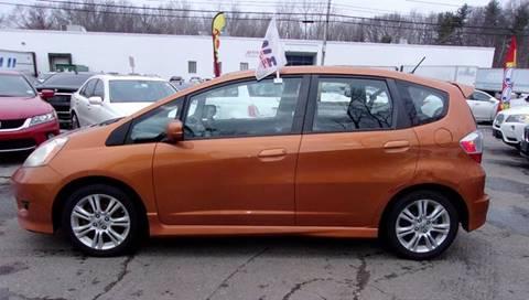 2010 Honda Fit for sale in Methuen, MA
