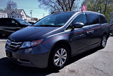 2016 Honda Odyssey for sale in Haverhill, MA