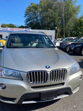 2013 BMW X3 for sale at Top Line Import of Methuen in Methuen MA