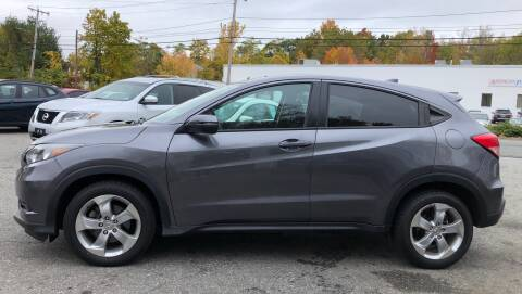 2016 Honda HR-V for sale at Top Line Import of Methuen in Methuen MA