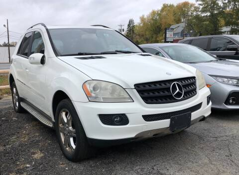 2007 Mercedes-Benz M-Class for sale at Top Line Import in Haverhill MA