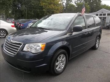2008 Chrysler Town and Country for sale in Haverhill, MA