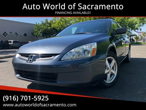 2004 Honda Accord for sale in Sacramento, CA