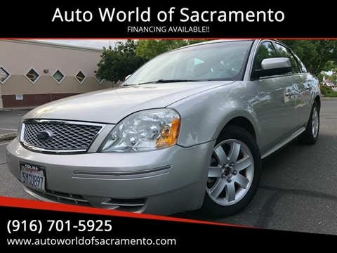 2007 Ford Five Hundred for sale in Sacramento, CA