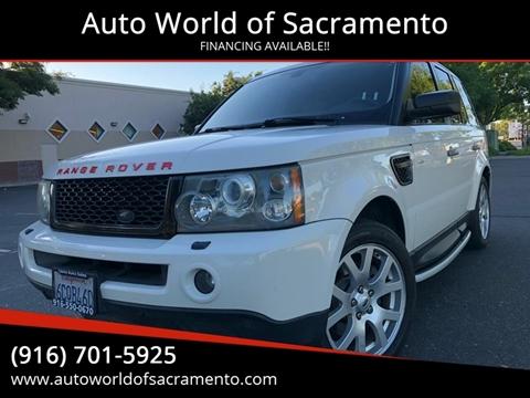 Land Rover Sacramento >> Land Rover For Sale In Sacramento Ca Auto World Of Sacramento