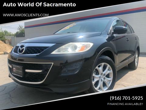 2011 Mazda CX-9 for sale at Auto World of Sacramento Stockton Blvd in Sacramento CA