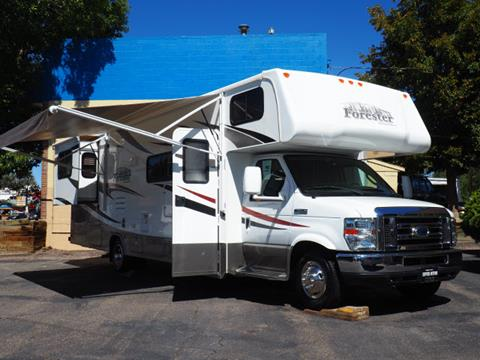 2013 Forest River Forester For Sale In Englewood CO