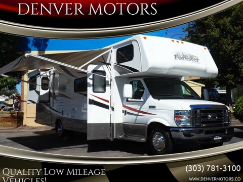 2013 Forest River Forester 2 Slideo 31M C Class for sale in Englewood, CO