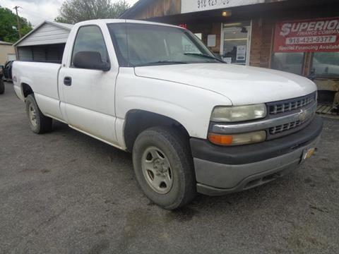 1999 Chevrolet Silverado 1500 For Sale In Mcalester, OK