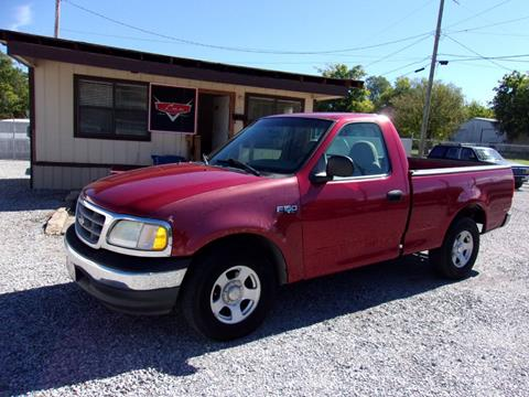 2004 Ford F150 Heritage >> 2004 Ford F 150 Heritage For Sale In Mcalester Ok