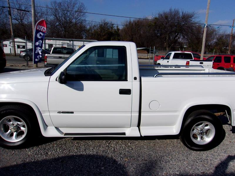 1998 Chevrolet C/K 1500 Series C1500 In Mcalester OK - LEE ...