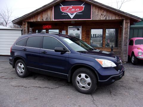 2008 Honda CR-V for sale in Mcalester, OK
