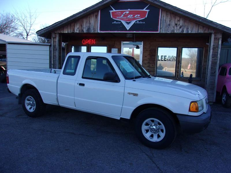 2003 Ford Ranger SUPER CAB In Mcalester OK - LEE AUTO SALES