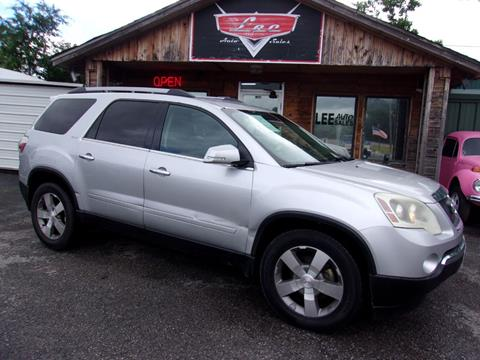 2011 GMC Acadia for sale in Mcalester, OK