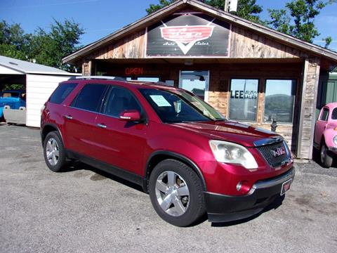2010 GMC Acadia for sale in Mcalester, OK