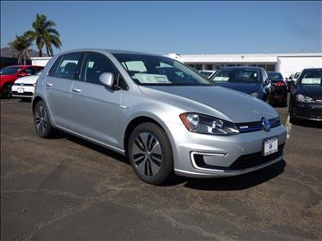 2016 Volkswagen e-Golf for sale in San Luis Obispo, CA