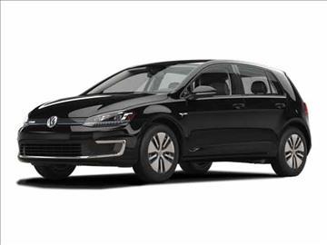 2016 Volkswagen e-Golf for sale in San Luis Obispo, CA