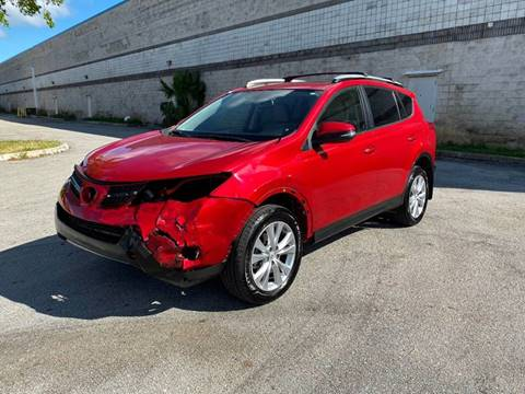 2015 Toyota RAV4 for sale at My Car Inc in Pls. Call 305-220-0000 FL