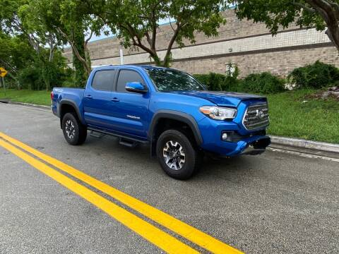 2017 Toyota Tacoma for sale at My Car Inc in Pls. Call 305-220-0000 FL