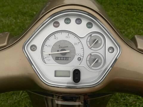 2013 Vespa GTS 300 ie