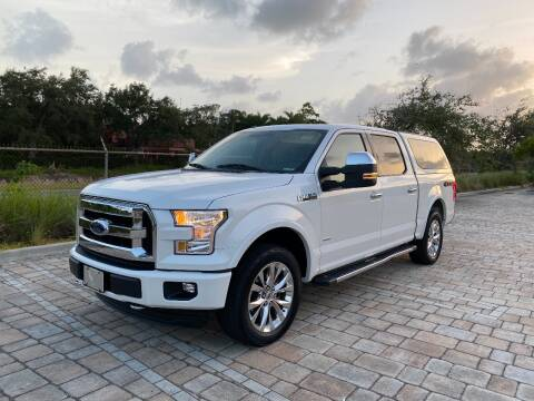 2016 Ford F-150 for sale at My Car Inc in Pls. Call 305-220-0000 FL