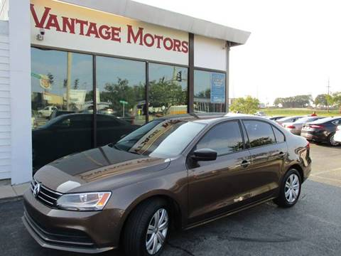 2015 Volkswagen Jetta for sale in Raytown, MO