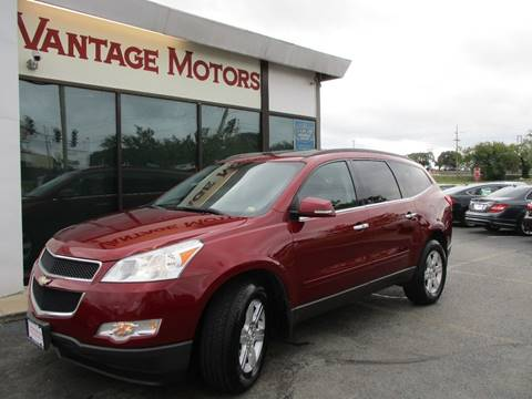 2011 Chevrolet Traverse for sale in Raytown, MO