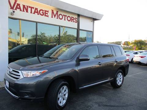 2012 Toyota Highlander for sale in Raytown, MO
