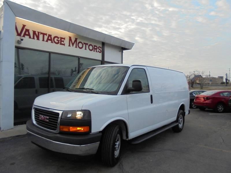 Van E Auto Sales Raytown >> 2017 Gmc Savana Cargo 2500 3dr Cargo Van In Raytown Mo Vantage