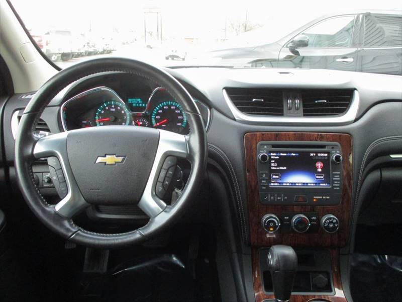 2013 Chevrolet Traverse Lt 4dr Suv W1lt In Raytown Mo Vantage