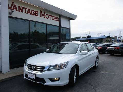 2015 Honda Accord for sale in Raytown, MO
