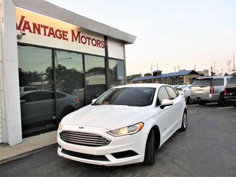 2017 Ford Fusion Hybrid for sale in Raytown, MO