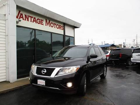 2016 Nissan Pathfinder for sale in Raytown, MO