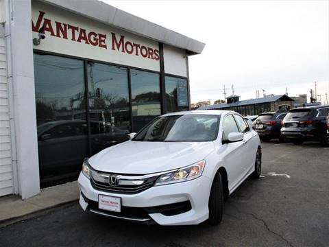 2017 Honda Accord for sale in Raytown, MO