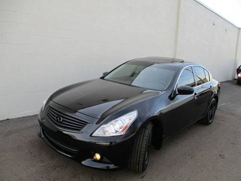 2013 Infiniti G37 Sedan for sale in Raytown, MO