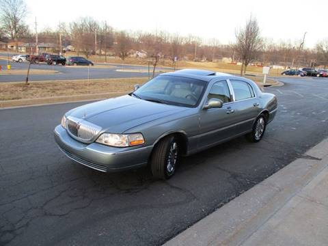 2006 Lincoln Town Car for sale in Raytown, MO