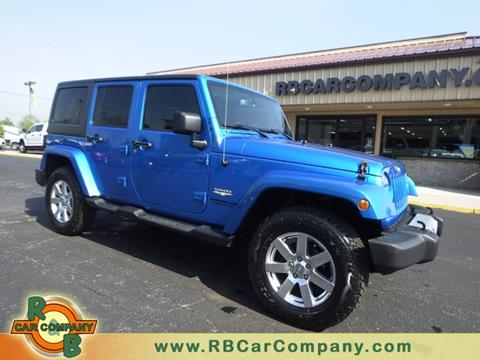 2015 Jeep Wrangler Unlimited for sale in South Bend, IN