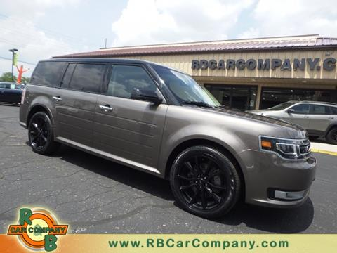 2019 Ford Flex for sale at R & B Car Company in South Bend IN