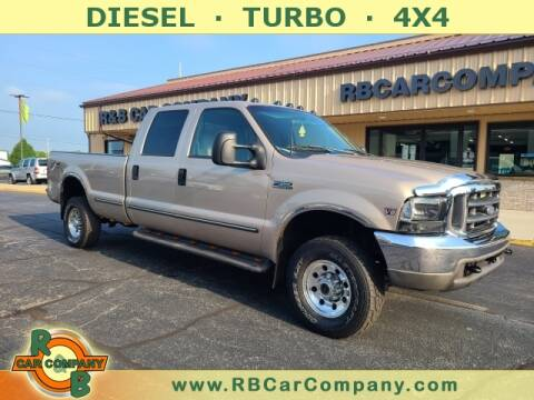 1999 Ford F-350 Super Duty for sale at R & B Car Company in South Bend IN