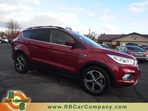 2017 Ford Escape for sale in South Bend, IN