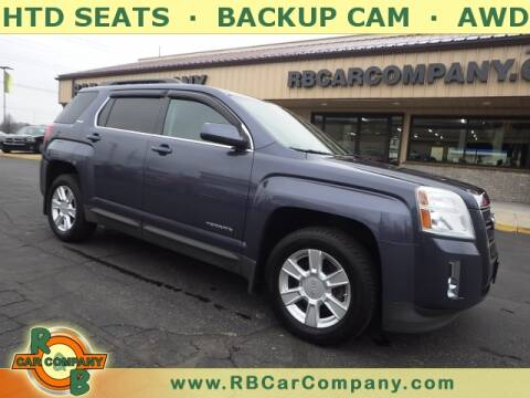 2013 GMC Terrain for sale at R & B Car Company in South Bend IN